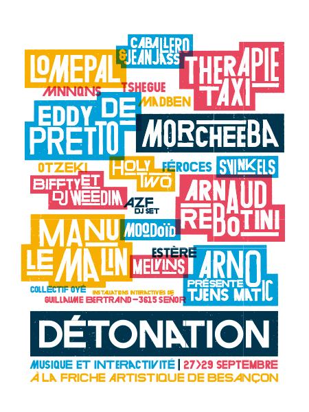 Detonation 2018